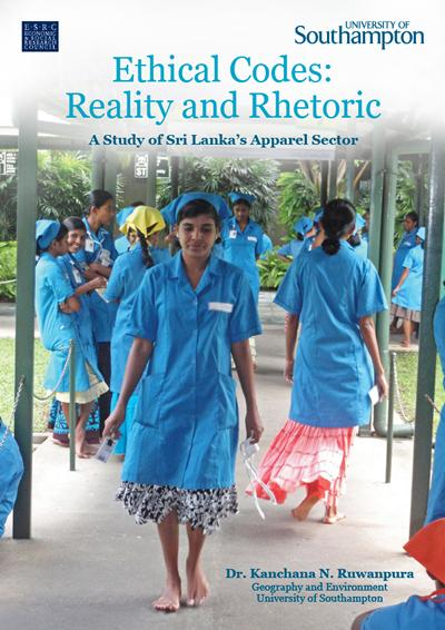 A Study of Sri Lanka's Apparel Sector